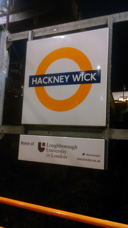 Hackney Wick - Loughborough Uni